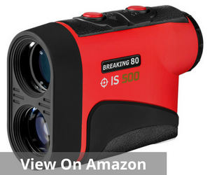 Breaking 80 Golf Rangefinder - Perfect Golf Rangefinder