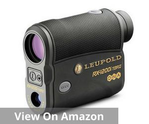 LEUPOLD RX-1200i TBR:W with DNA Laser Rangefinder