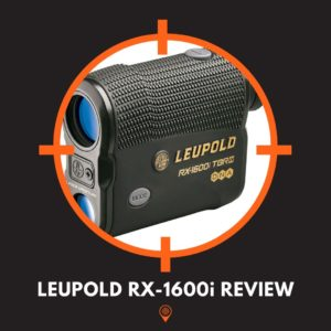 Leupold RX-1600i rangefinder