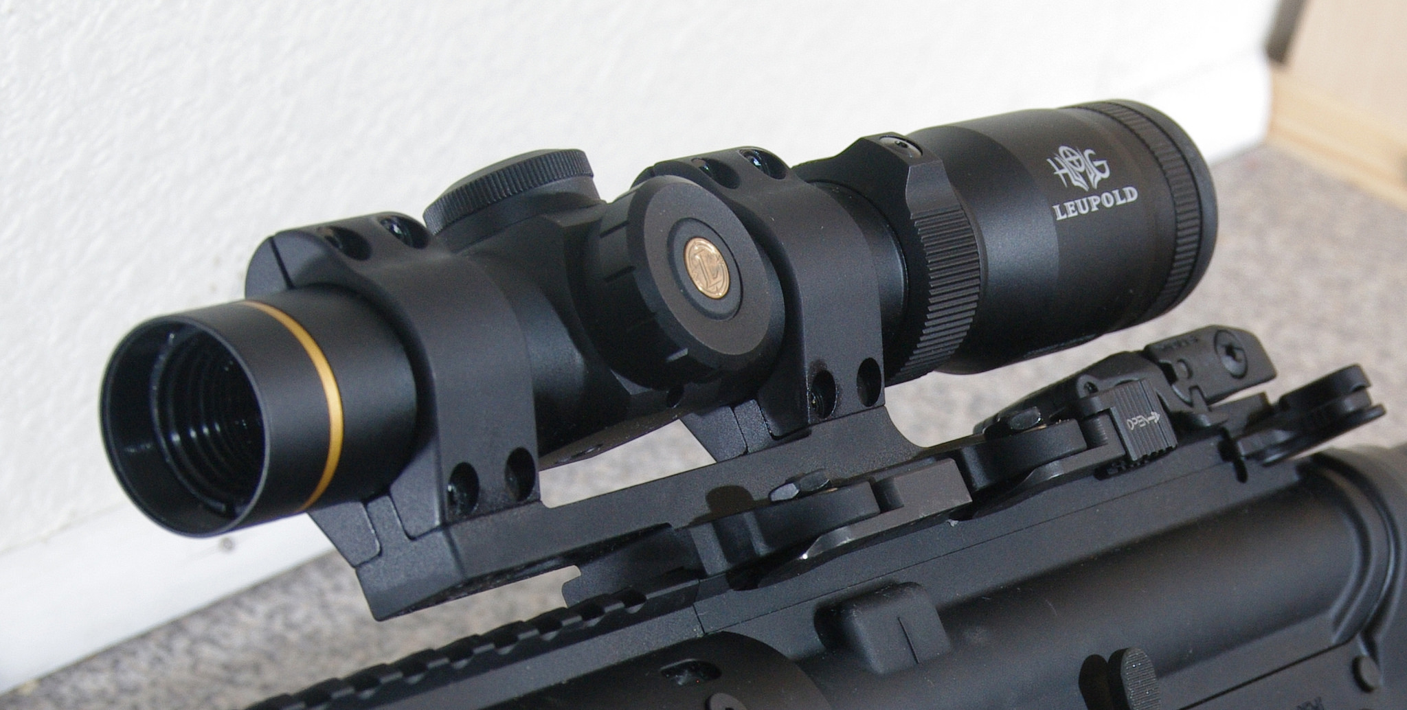 Ruger Tall Scope Rings