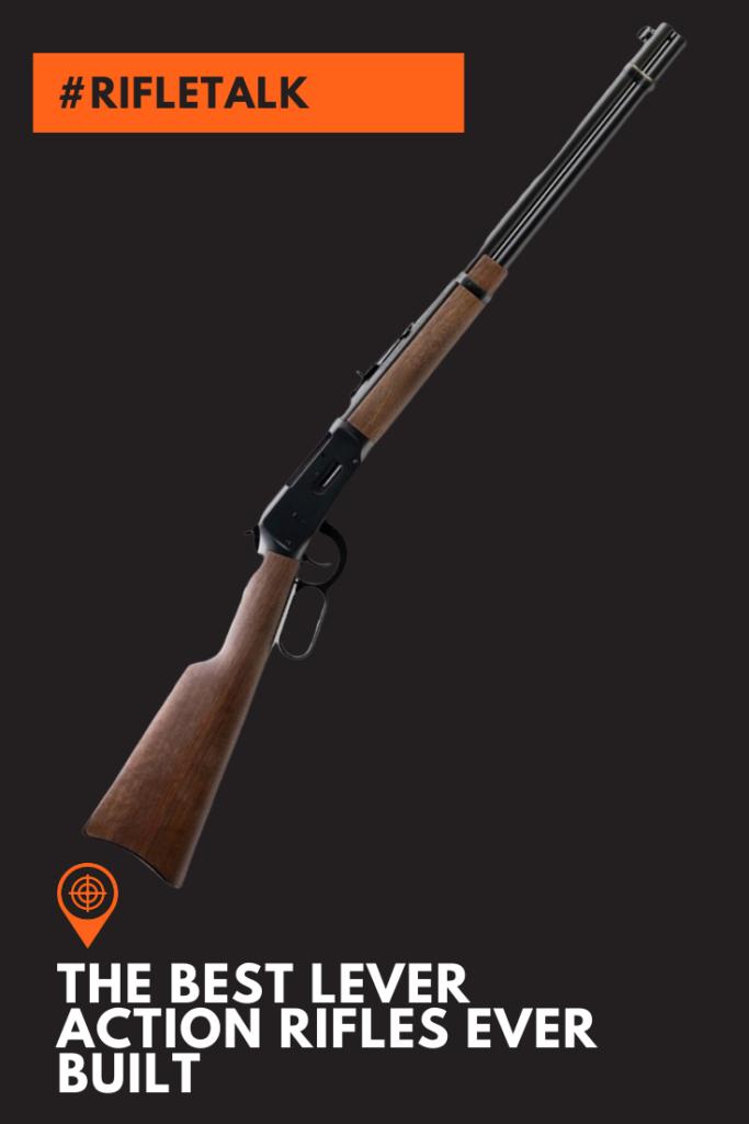 Best Lever Action Rifles