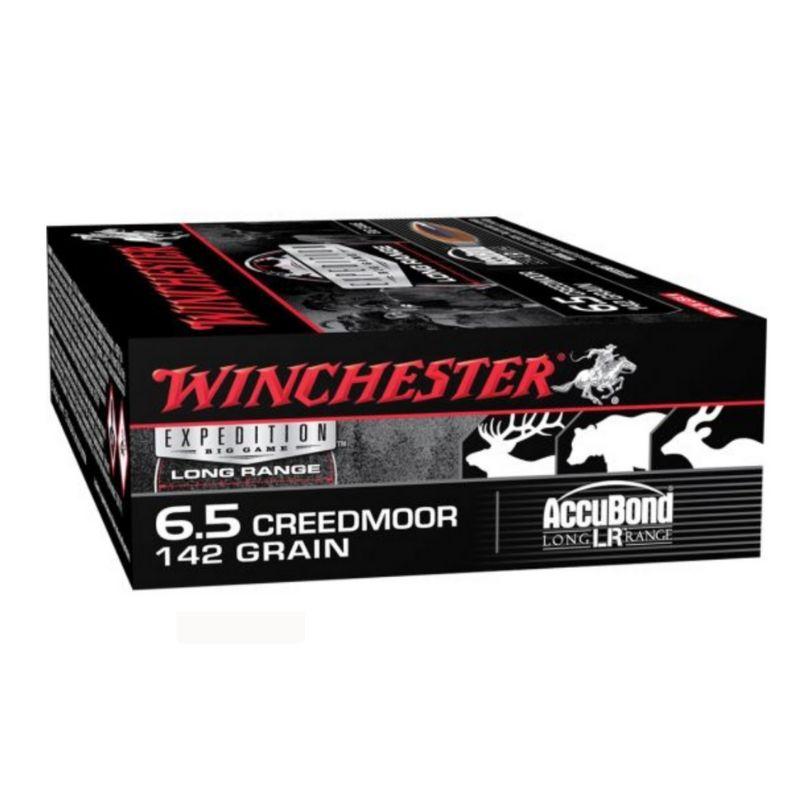 20 Count 142 Grain 6.5 Creedmoor Ammo (Winchester)