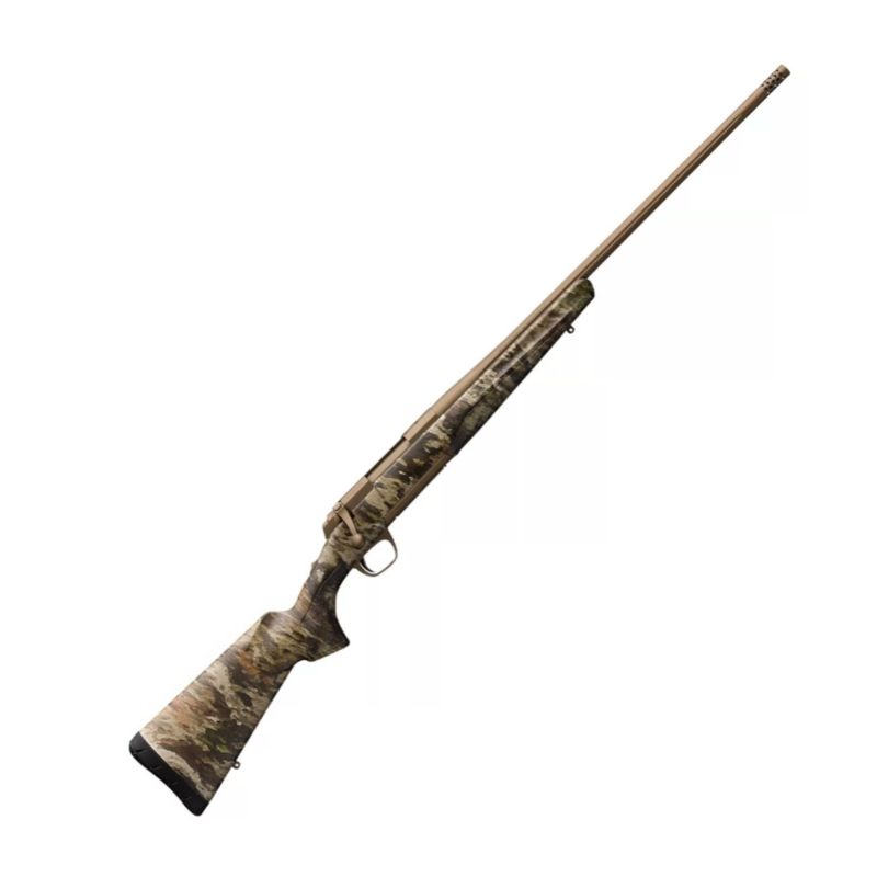 Browning X-Bolt Hell's Canyon Speed A-TACS TDX Camo Bolt Action Rifle - 6.5 Creedmoor